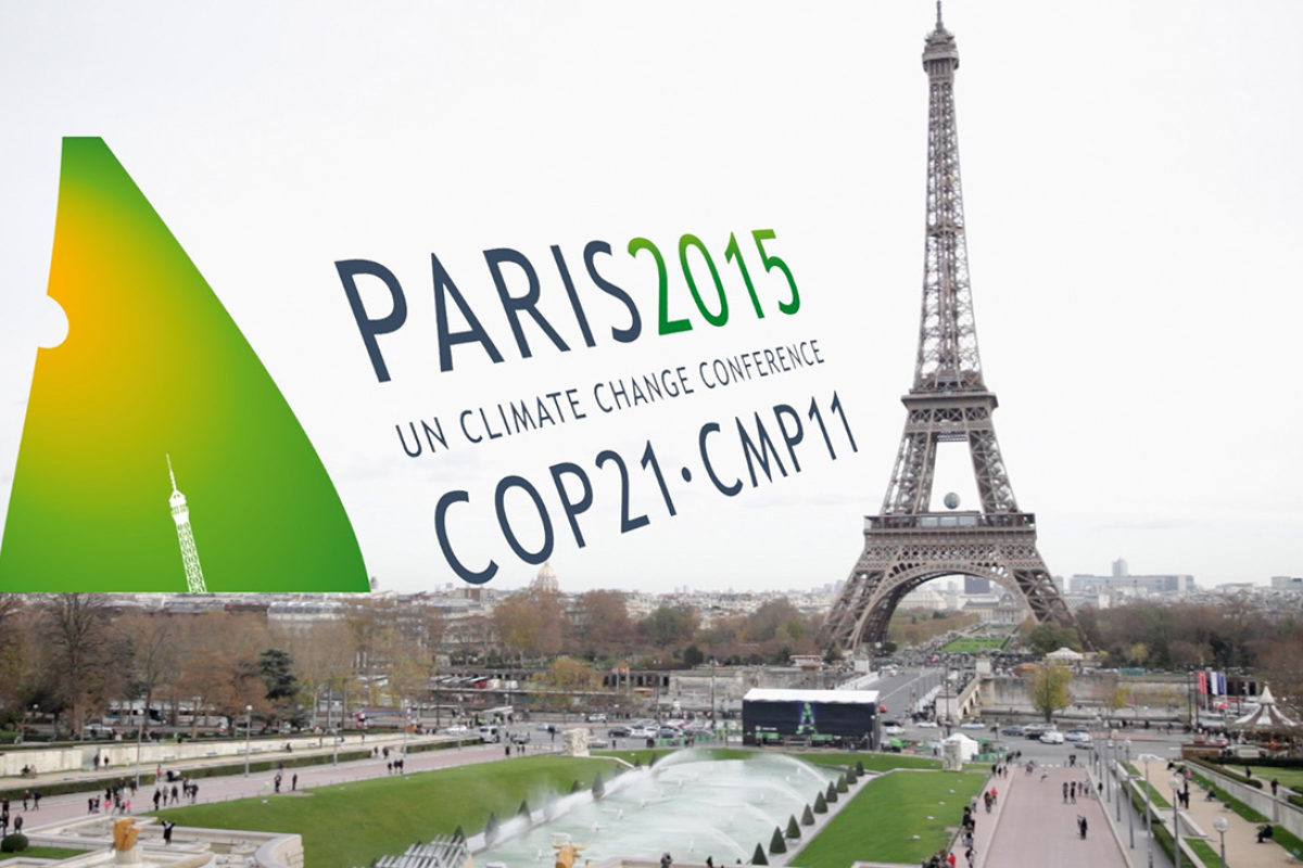 Paris COP21 climate summit